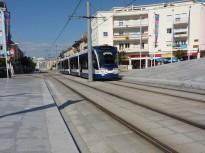 Almada - Train South Tejo