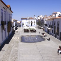 Requalification of the historic center_ Arraiolos