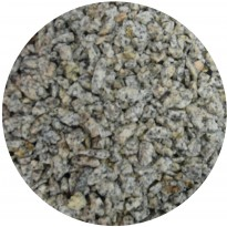 Stone dust - Silver White Granite