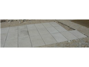 Application paving stone rectangular