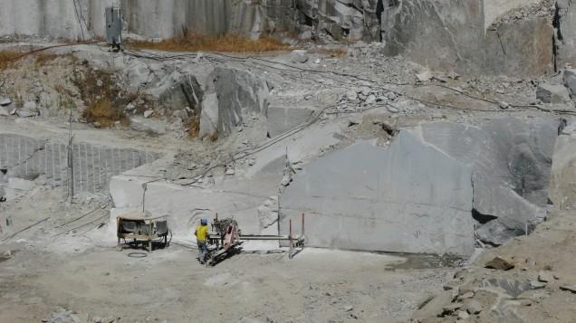 Cinzento Sta. Eulalia Quarry