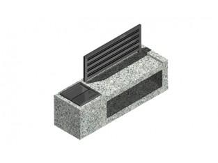 Bench 2-1 Ash-tray_A3c